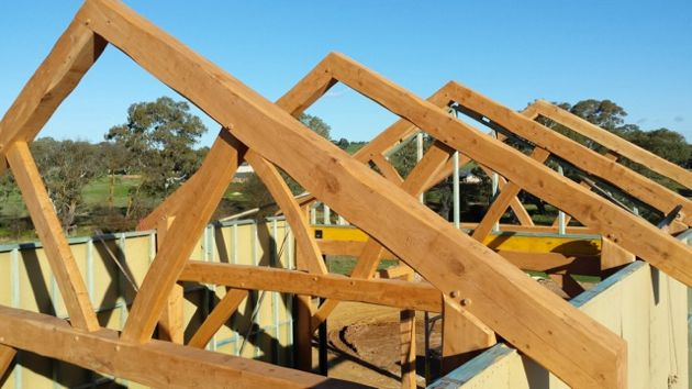 House Frames – • Timber Frames of Australia •